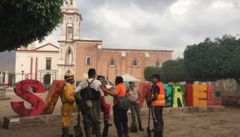 San Gabriel: Continúa la búsqueda de una mujer tras la tragedia