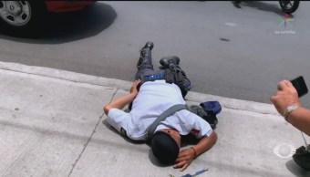 Foto: Agresiones Policías Guanajuato 13 Junio 2019