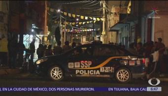 Secretario de Seguridad de CDMX reconoce alza en delitos