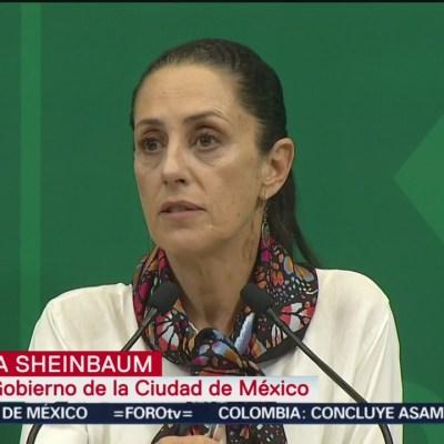 Sheinbaum habla sobre la presencia de la Guardia Nacional en CDMX