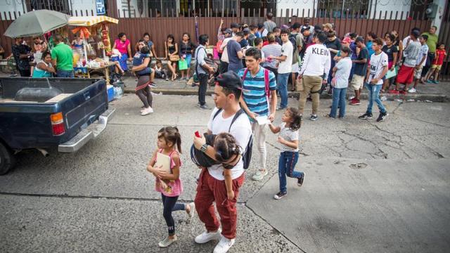 Foto Si es necesario, a niños migrantes los hacemos mexicanos 14 junio 2019