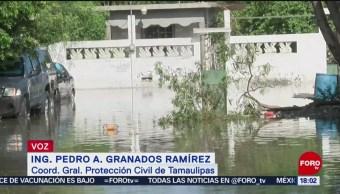 Foto: Situación tras inundaciones en Reynosa. Tamaulipas
