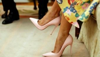 Zapatos-tacon-Mujeres-oficina-Tacones-Japon