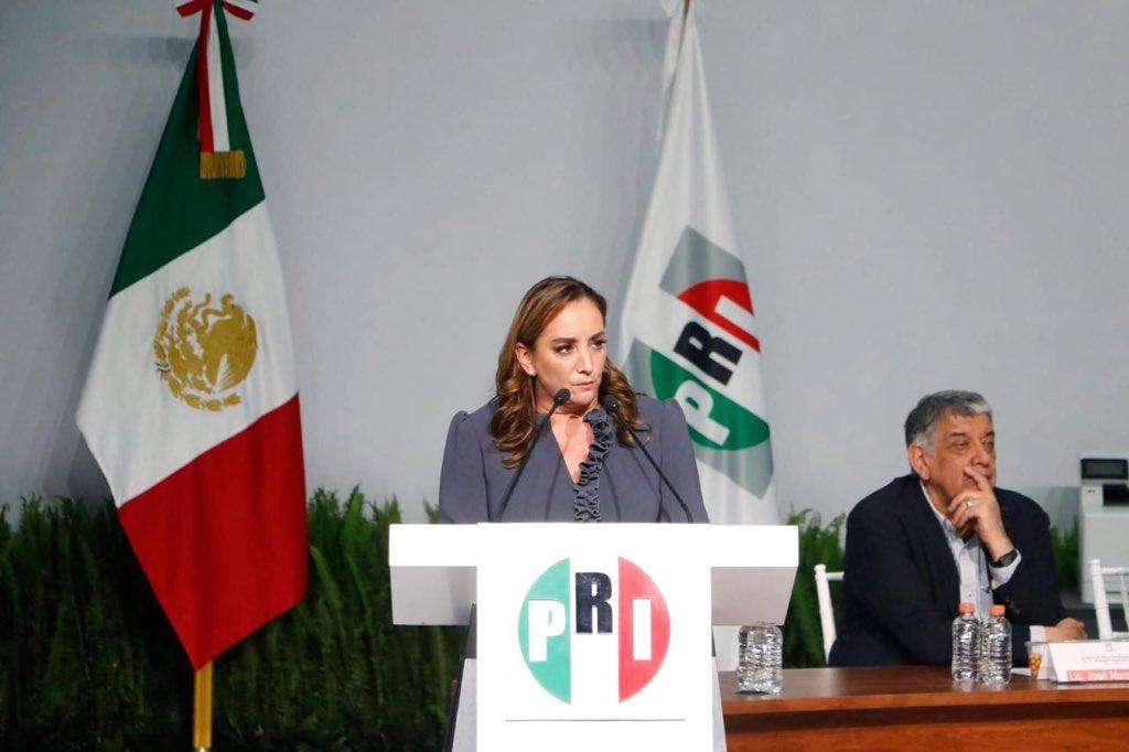 Foto Tenemos que adaptar al PRI a realidad del país: Ruiz Massieu 27 junio 2019