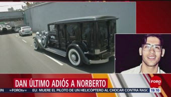 Foto: Traslado Restos Norberto Ronquillo Chihuahua 10 Junio 2019