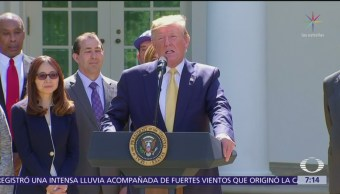 Trump dice que habrá acuerdo con Guatemala