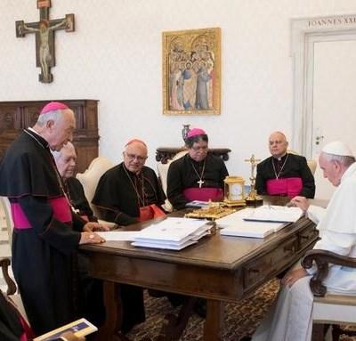 Representantes del Vaticano participan en reunión sobre Venezuela en Suecia