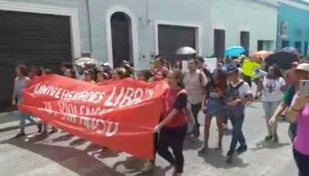 Profesor-acosador-Abuso-sexual-Manifestacion-estudiantes-UADY