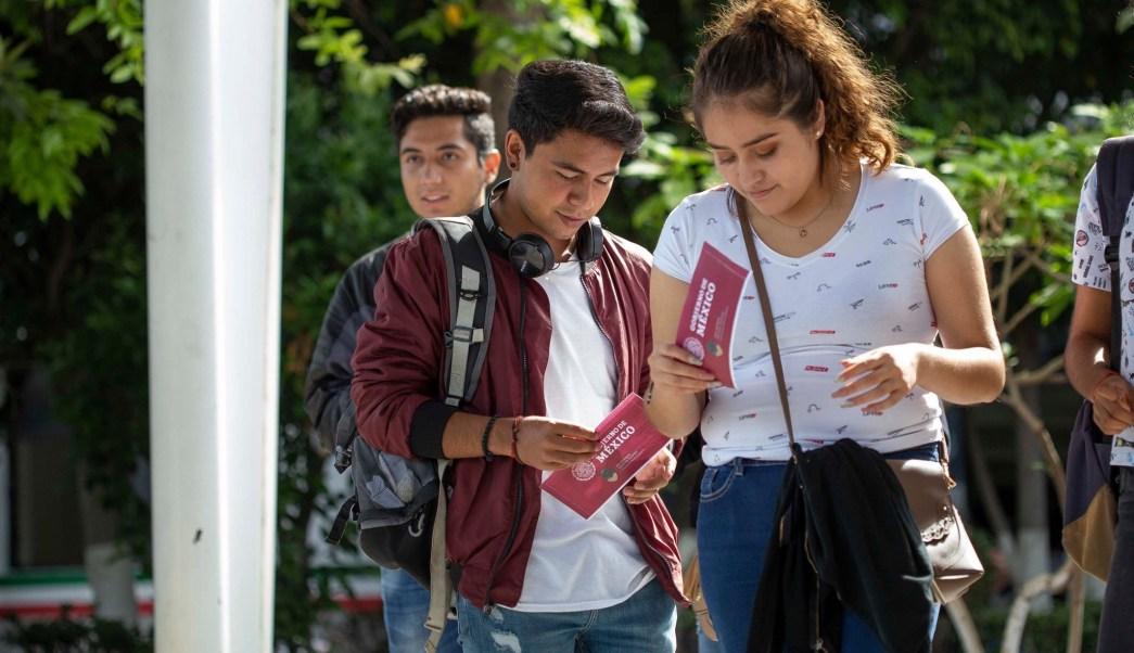 Foto: becas para el bienestar benito juarez significarán un apoyo para los estudiantes mexicanos de todos los niveles educativos 28 de julio 2019