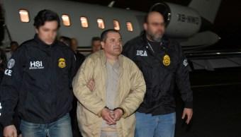 chapo guzman extradicion enero 2017