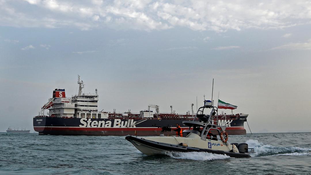 """Foto: El Reino Unido calificó como un """"acto hostil"""" la captura de un buque, 21 de julio de 2019 (Reuters)"""