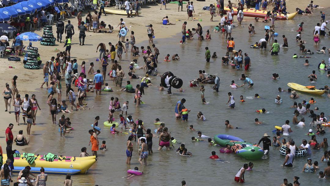 bacteria-fecal-alerta-sanitaria-Acapulco-playas-sucias