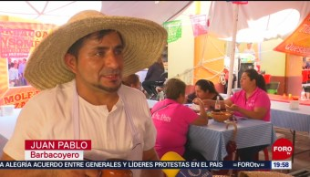 FOTO: Actopan, Hidalgo, celebra la tradicional feria de la barbacoa, 7 Julio 2019