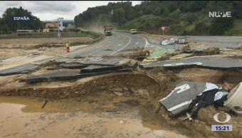 Foto: Alerta en España por inundaciones