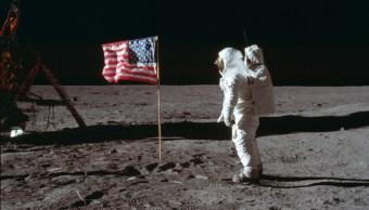 Foto: Trump prevé nueva era de exploración espacial al celebrarse llegada a la Luna, 20 julio 2019
