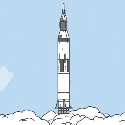 Diez datos curiosos sobre la llegada del hombre a la Luna