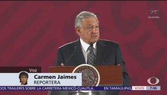 AMLO admite diferencias con Carlos Urzúa