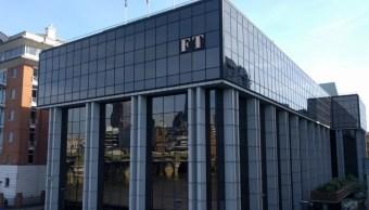 FOTO AMLO exige al 'Financial Times' que se disculpe con México; en la image , las oficinas del diario (Google Maps)