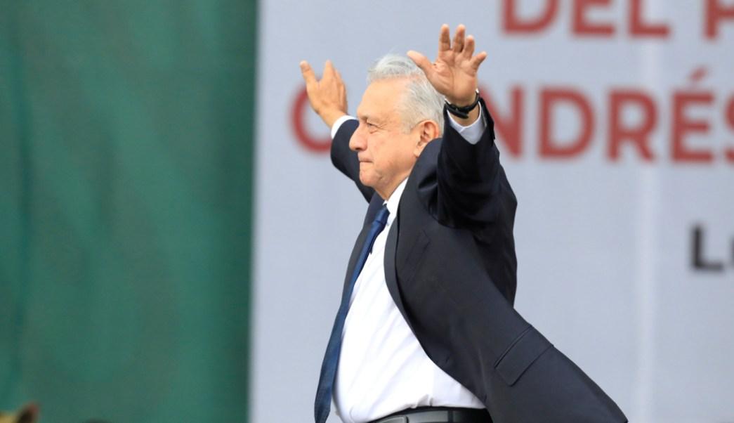AMLO: Inicia la fiesta a un año del triunfo electoral