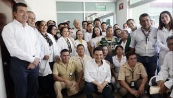 Foto: el presidente López Obrador realizó una gira de trabajo en Chiapas, 5 de julio 2019. EFE