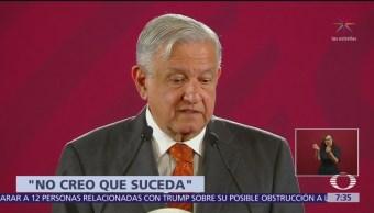 AMLO niega que busque extender su periodo presidencial