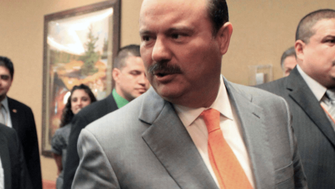 FOTO AMLO informa: No está confirmada captura de César Duarte (AP, archivo)