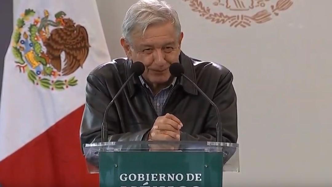 Foto: El presidente de México, mantiene diálogos con la comunidad del Hospital Rural Paracho, desde Michoacán, julio 13 de 2019 (Youtube: Andrés Manuel López Obrador)