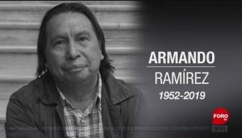 FOTO: Armando Ramírez, el cronista de Tepito y la CDMX