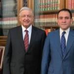 Foto: Arturo Herrera Nuevo Secretario Hacienda 9 Julio 2019