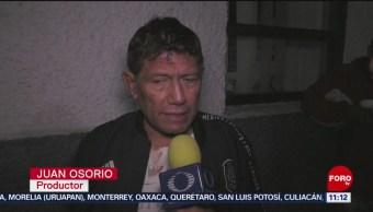Asaltan y golpean a Juan Osorio en su casa en la Ciudad de México