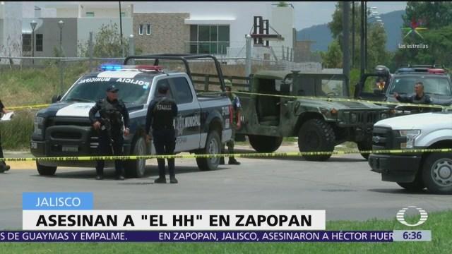 Asesinan a líder del Cártel de los Beltrán Leyva en Jalisco