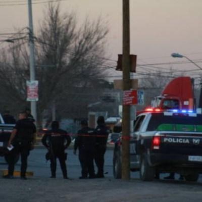 Asesinatos de policías en Ciudad Juárez son cometidos con armas de EU