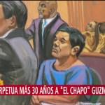 Así fue el juicio contra 'El Chapo' Guzmán