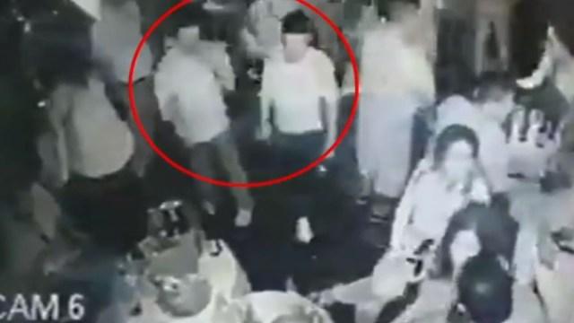 difunden video de ataque a bar de acapulco