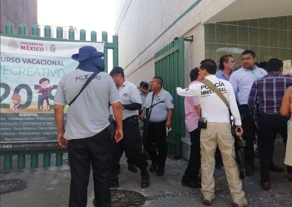 Ataque a funcionario del IMSS en Acapulco