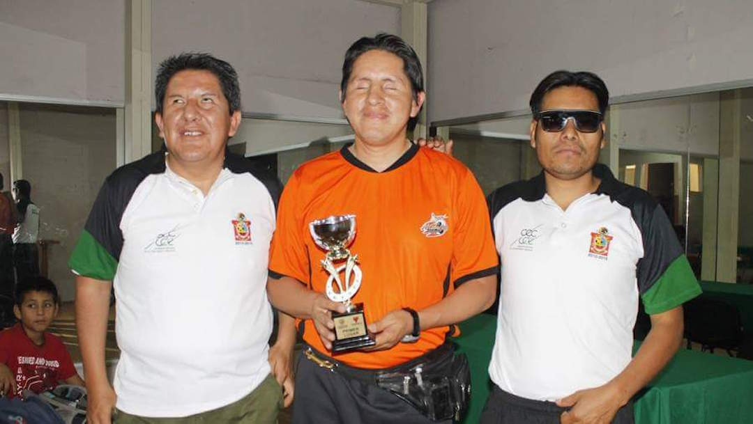 Foto De medallistas a cantantes en el micro, atletas discapacitados denuncian abandono en Oaxaca 31 julio 2019
