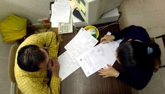 FOTO Desempleo en México aumenta a 3,6 % en junio, a tasa anual (AP)