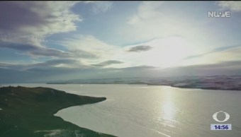 Foto: Baikal principal reserva de agua dulce en el mundo