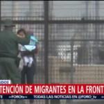 Foto: Baja Detención Migrantes Frontera Estados Unidos 19 Julio 2019