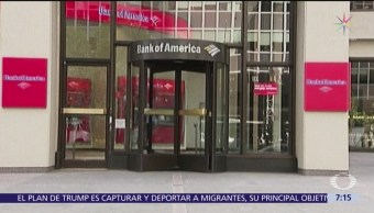 Bank of America advierte de recesión