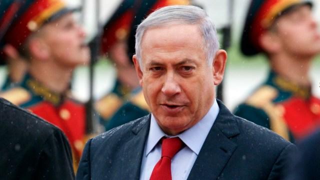 Imagen: Netanyahu se convirtió a los 46 años en el primer ministro más joven de la historia política nacional, 20 de julio de 2019 (AP, archivo)