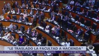 Bloque opositor alista acción de inconstitucionalidad contra Ley de Austeridad