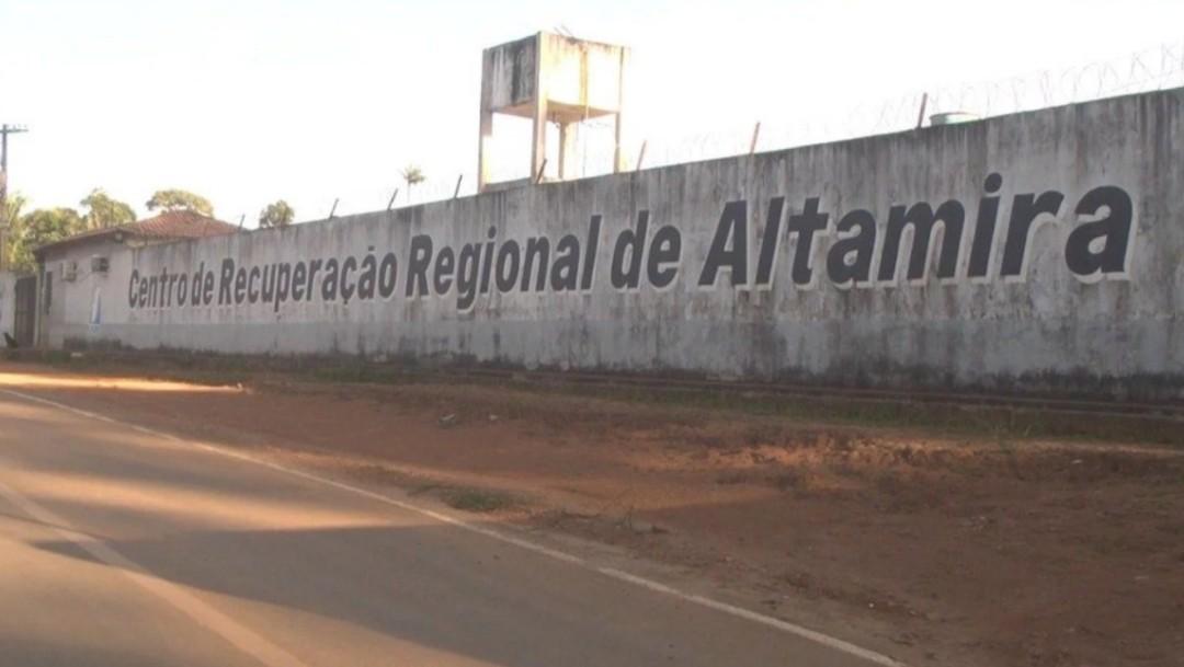Foto: Centro de Recuperación Regional de Altamira, 29 de julio de 2019, Brasil