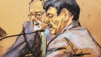 """IMAGEN """"El Chapo"""" Guzmán denuncia que se le negó juicio justo (Reuters)"""