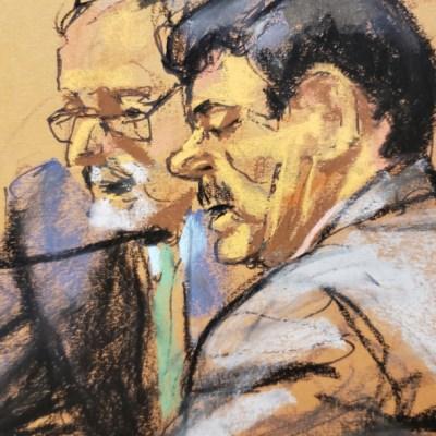 """""""El Chapo"""" Guzmán denuncia que se le negó juicio justo"""