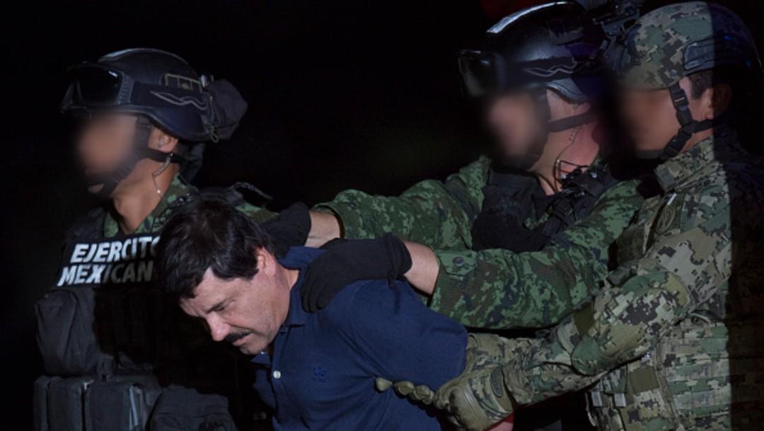 'El Chapo' Guzmán construía un nuevo túnel para fugarse una vez más