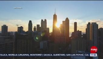 Foto: Chicago se compromete a utilizar energía renovable al 100% en 2040