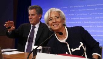 Lagarde deja el FMI e inicia una nueva batalla por la dirección