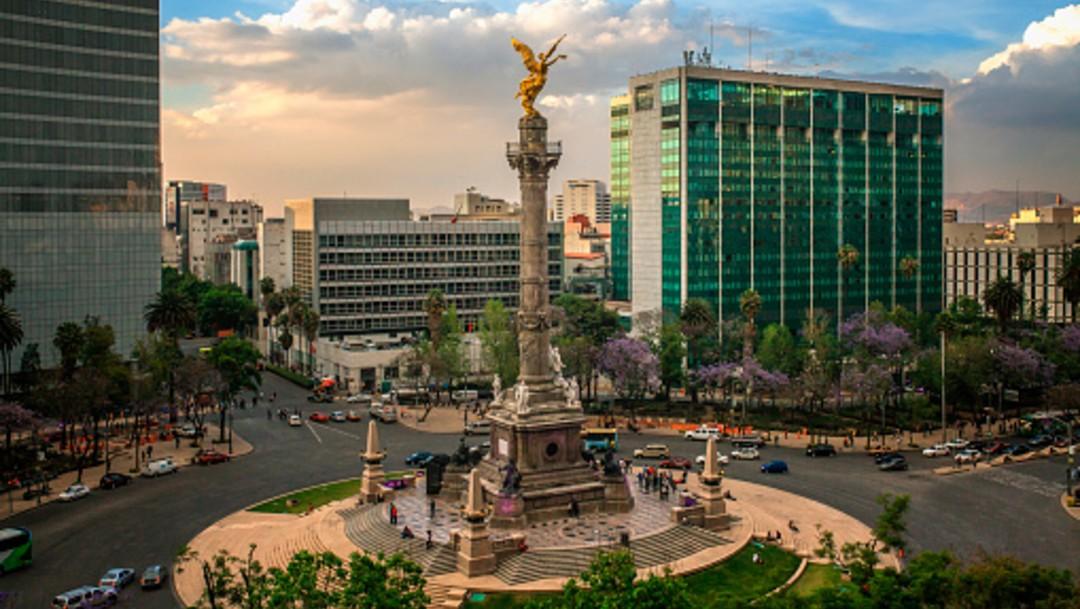 Ciudad de México se hunde hasta 12 cm cada año
