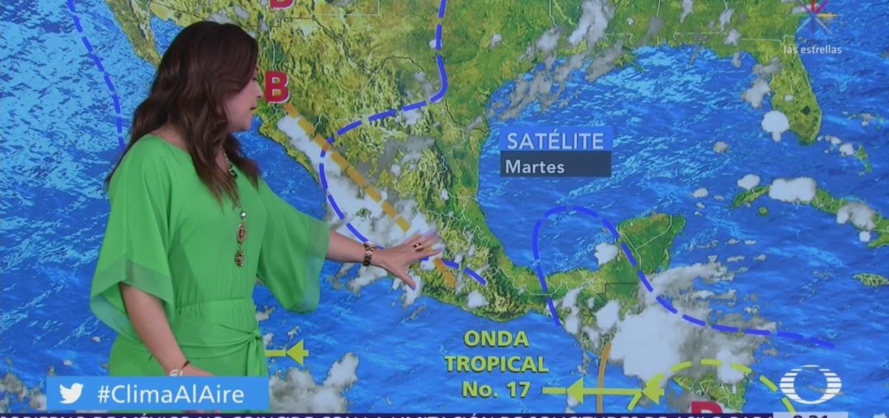 Clima Al Aire: Lluvias muy fuertes en gran parte de México